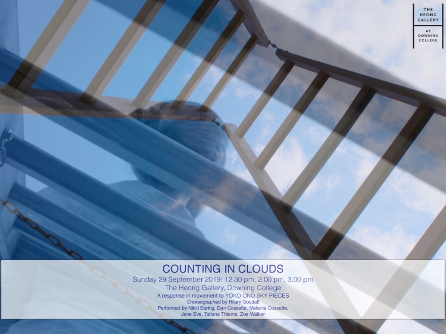 Counting in Clouds flyer